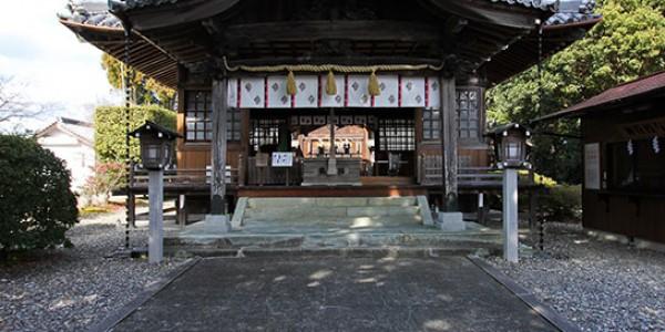 Kawashima Shrine