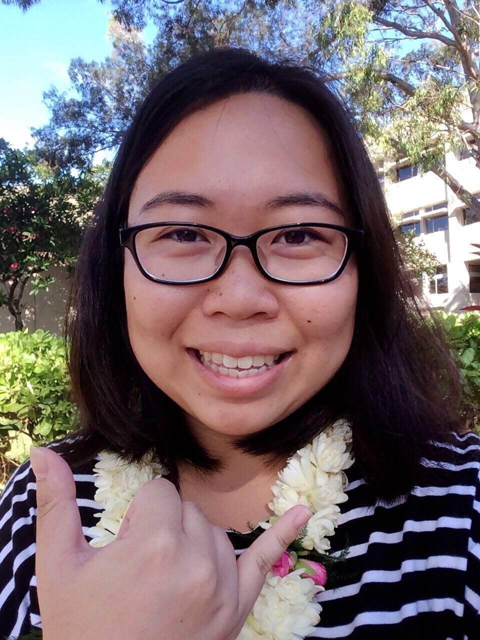 Daralyn Yee : Prefectural Advisor and CIR