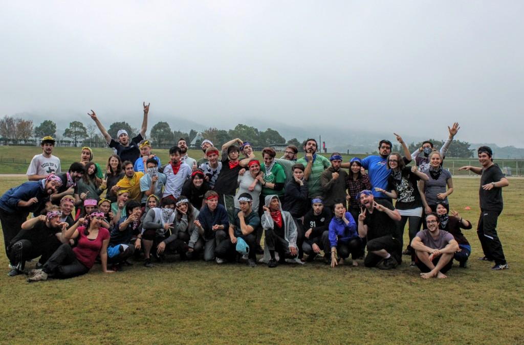 Shikoku Field Day 2015