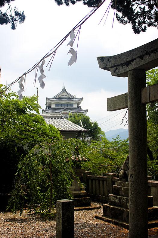 Kawashima-castle