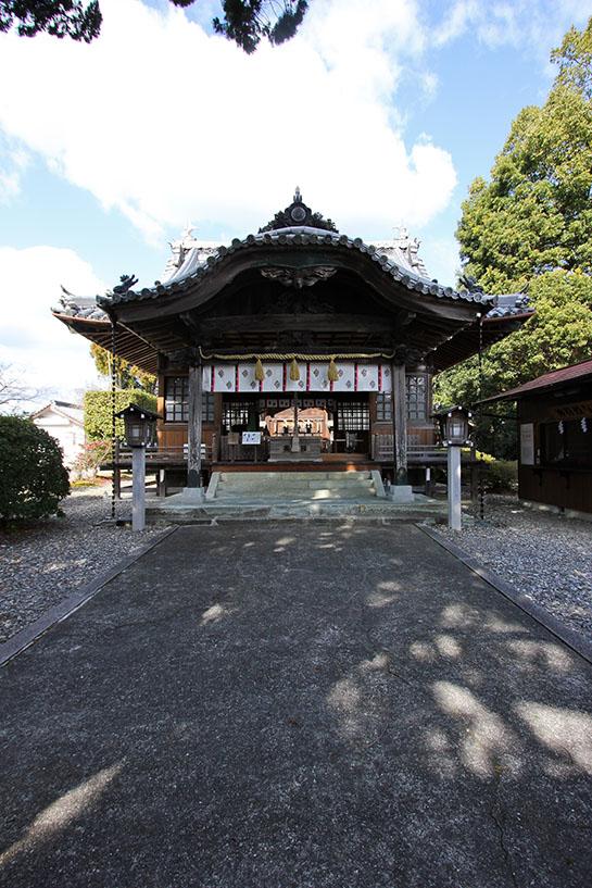 Kawashimashrine